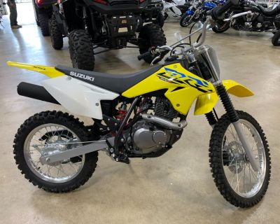 2021 Suzuki DR-Z125L Motorcycle Off Road Belvidere, IL