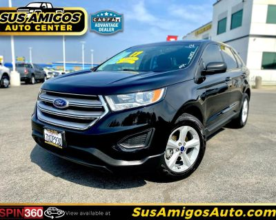 2017 Ford Edge 4dr Limited AWD