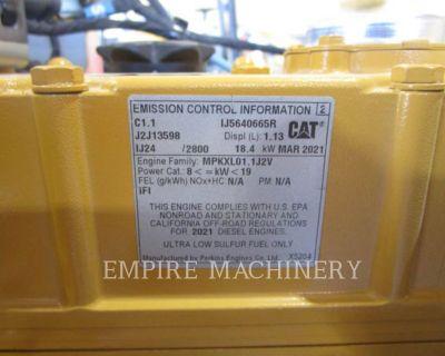 2021 CATERPILLAR CB1.7 Compaction Equipment