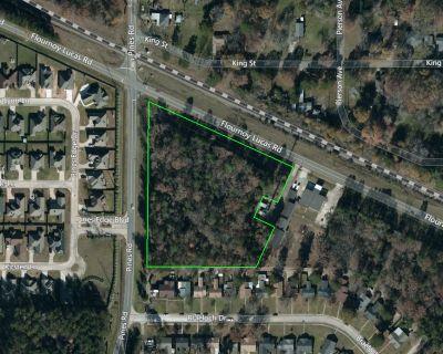 SE Corner Flournoy Lucas Rd. at Pines Rd 4.44 Acres