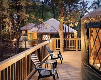 2BR Yurt Shenandoah Xing Resort w/Amenities - Gordonsville