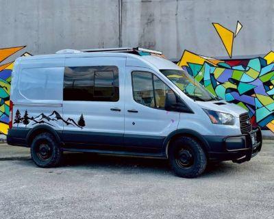 2016 Ford Transit 250 Camper Conversion For Sale