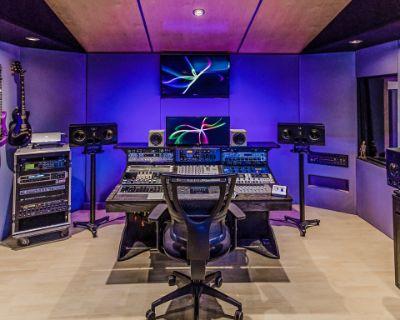 Recording Studio, Lake Balboa, CA