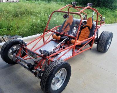 Sand rail, Dune buggy, BAJA BUG builds