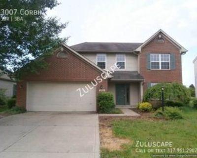 3007 Corbin Dr, Indianapolis, IN 46217 3 Bedroom House