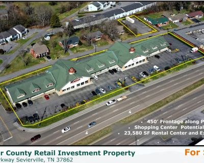 Sevierville Retail Investment Property