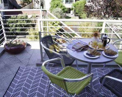 Outer Richmond, San Francisco 2 bedroom 2 bathroom apartment