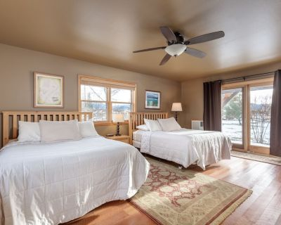 Two-bedroom Suite ~ Gallatin River Fly Fishing Property - Gallatin County