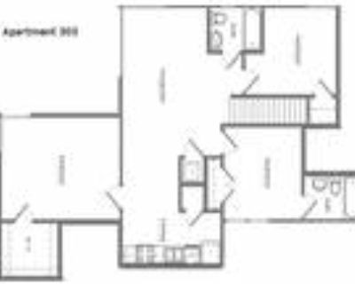 District Square Apartments - Three Bedroom Two Bathroom