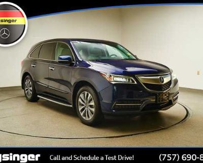 2014 Acura MDX 3.5L Technology Package w/Technology Package