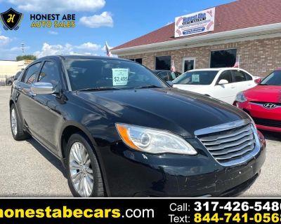 Used 2014 Chrysler 200 Limited