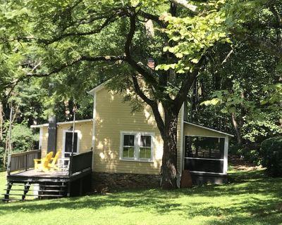 Historic Mountain Cottage at Blue Ridge Overlook - Millwood