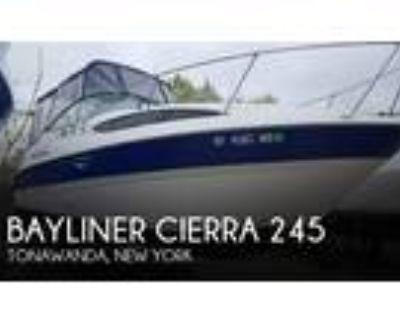 27 foot Bayliner 27