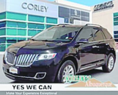 LINCOLN 2013 MKX Base, Automatic, Front Wheel Drive, 6 Speed, 84k miles, Stock #C1790A...