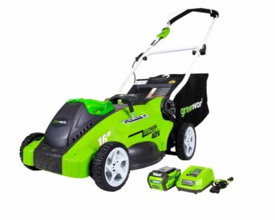 This is the Lawn Mower for you