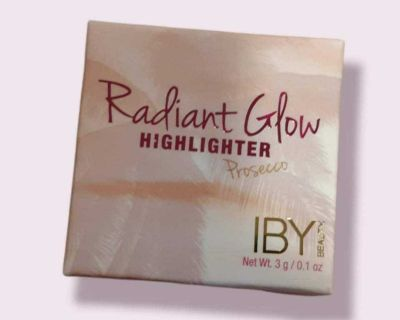 Brand new iby radiant glow highlighter in Proseco