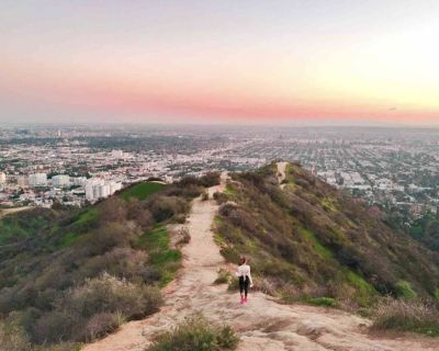 Special 2BD 2.5BR Townhouse on Runyon Canyon - Hollywood Hills West