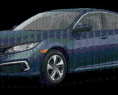 2019 Honda Civic LX Sedan CVT