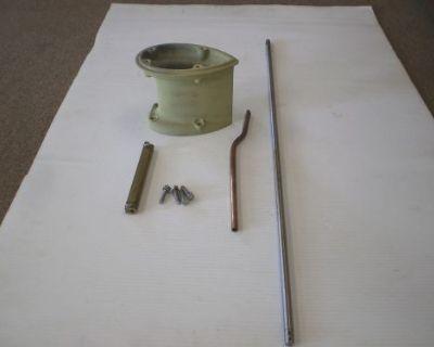 Johnson/evinrude 6hp 5'' Long Shaft Extension Kit 1968-1975