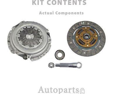 Valeo Clutch Kit 52122404 90-91-honda Crx Si Hf Base 90 91 Civic All Mo