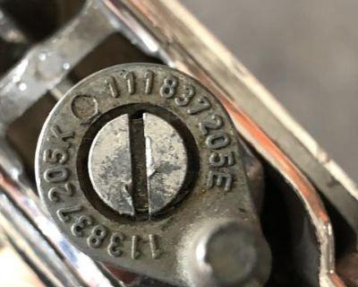 Original VW Beetle Outer Door Handle 1968-79.