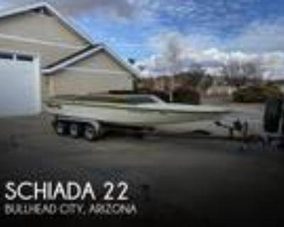 22 foot Schiada 22