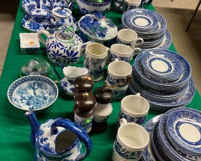Crocks, Stoneware, and so much more