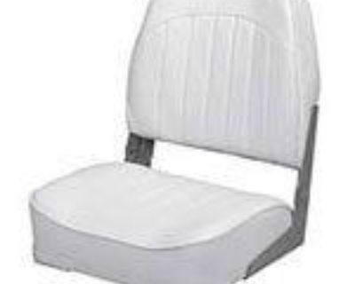 Wise Economy Plastic Frame Fold Down Fishing Chair New Boat Seat