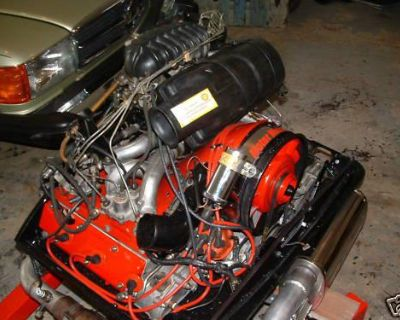 Porsche 911 3.0 Rebuilt Engine 911sc Motor