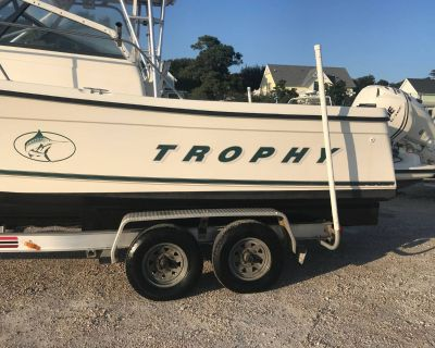 "2001 27'3"" Bayliner 2509 Trophy Walkaround"