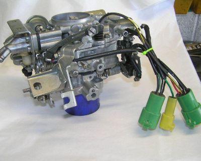 1987 - 1988 Suzuki Samurai 1.3l Engine. Remanufactured Carburetor