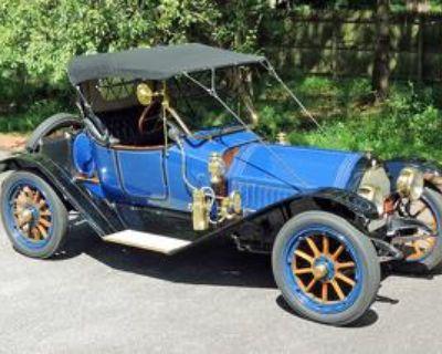 Garage Blowout Sale - 1912 Mitchell 6 Cylinder Roadster