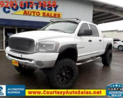 2007 Dodge Ram 1500 SLT Mega Cab Long Bed 4WD