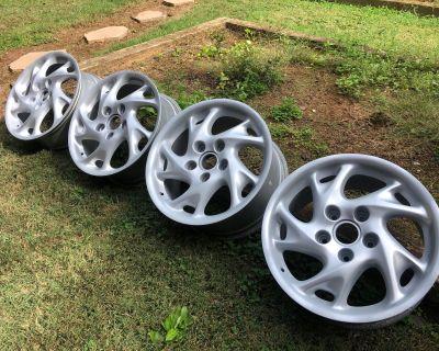 "FS: Rare 986 17"" Dyno Wheel Set & 18"" Turbo Twist Wheels"
