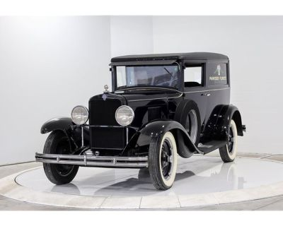 1930 Chevrolet Delivery