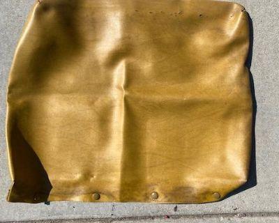 Westfalia OG Mustard Yellow Jumpseat back material