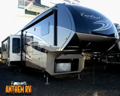 2016 Forest River CARDINAL 3675