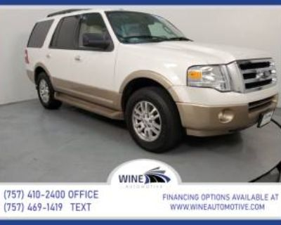2012 Ford Expedition King Ranch RWD