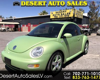 2003 Volkswagen New Beetle Coupe 2dr Cpe GLS Turbo Auto