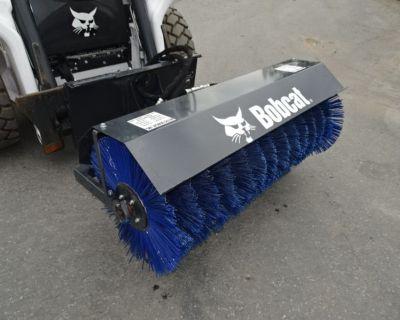 """2020 Bobcat® 48"""" Angle Broom Attachment"""