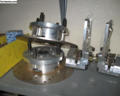 Jamar 4 lug rear disc brakes