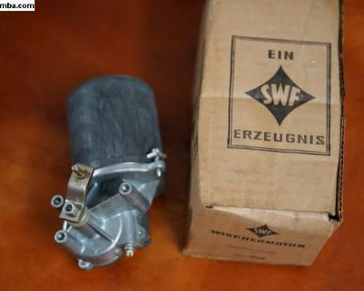 NOS Wiper Motor 6V SWF (211 955 111 Q) German