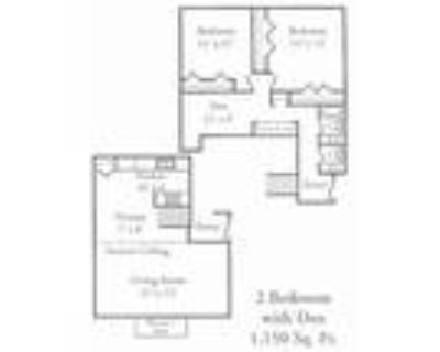 Woodmere Townhomes - 2 Bed 1.5 Bath with Den