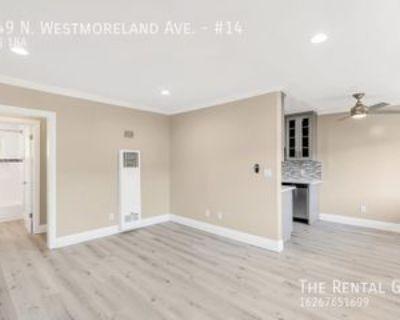1149 N Westmoreland Ave #14, Los Angeles, CA 90029 1 Bedroom Apartment