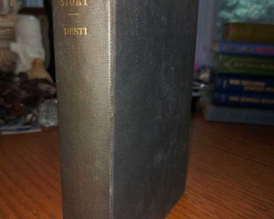 Vintage 1929 book Life of Isadora Duncan 1921-1927 , illustrated. Fair condition (a few pages are loose). $4