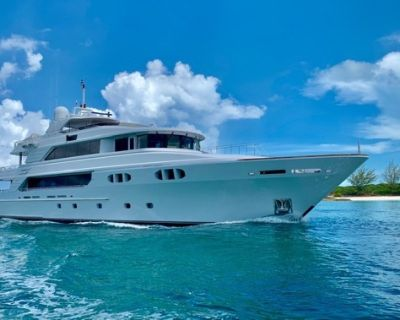 2008 142' Richmond Yachts Tri-Deck Motor Yacht