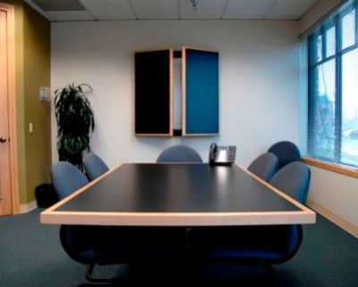 Private Meeting Room with Whiteboard, Boulder, CO