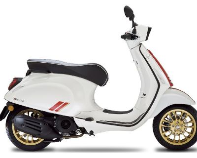 2021 Vespa Sprint Racing Sixties 50 Scooter West Chester, PA