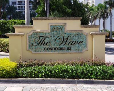 Penthouse Level Studio at The Wave on Hollywood Beach (MLS# F10302319) By Harry and Dawn Berry