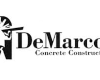 DEMARCO CONCRETE All Types, Free Est. Over 28 Yrs. Exp.